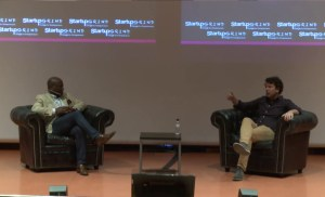 Startup Grind Barcelona Conference – Chris Schultz (CEO @ Launchpad)