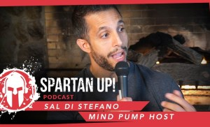 180: Change the way you think about food & exercise with Mind Pump's Sal Di Stefano