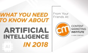 What you need to know about Artificial Intelligence in 2018