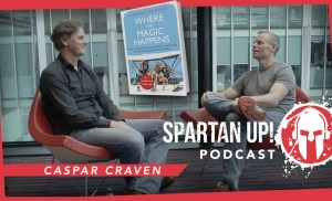 186: Would you leave everything to sail around the world? Caspar Craven