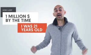 Business Advice 101 – How I Lost 1 Million Dollars When I was 21