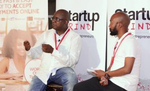 StartUp Grind PTA's Director Monde Zuma hosted Gift Nkuna – CEO of Bindzu Smart Entrepreneur,