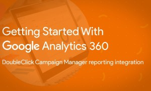 DoubleClick Campaign Manager reporting integration