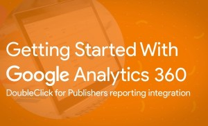 DoubleClick for Publishers reporting integration