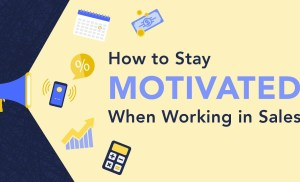 How to Stay Motivated in Sales | Brian Tracy