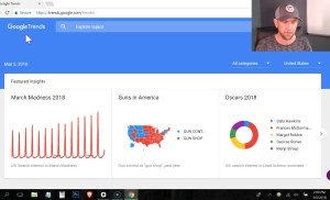How To Use Google Trends, 2018 Update! Market Research To Compare Keywords, Topics & Niches, Fast!