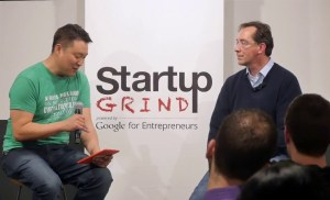 Wolf Ruzickam (EastBanc Technologies) at Startup Grind DC