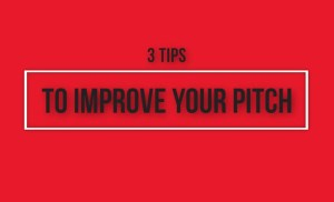 3 Simple Things Every Successful Pitch Needs