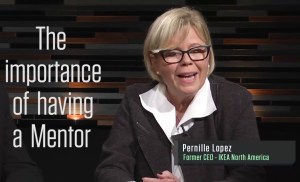 Pernille Lopez on The Importance of A Mentor