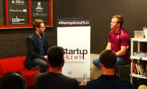 Daren McCurdy (Executive Director at Unhoused Humanity) at Startup Grind Tallahassee