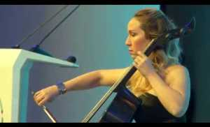 Cello Performance at the 2018 Compass Awards