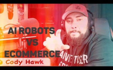 When AI ROBOTS SHUT DOWN AMAZON FBA SELLERS 2018: The Future Of eCommerce CHS EP #3