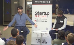 Startup Grind hosts Niko Bonatsos (General Catalyst)