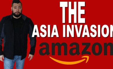 ASIAN INVASION! Amazon FBA Sellers Running Scared FROM ALIBABA