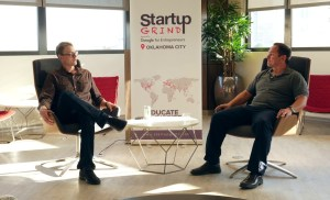 John Kerber (Founder of Who's on My Wifi) at Startup Grind OKC – June 14, 2018