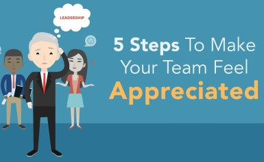 How to Make Your Team Feel Appreciated   Brian Tracy