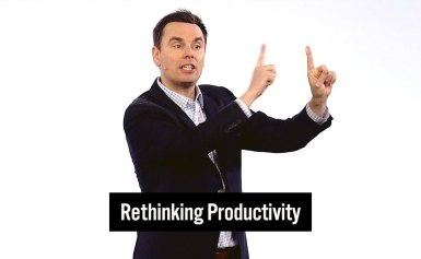 Rethinking Productivity