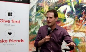 Bryan Leach (CEO & Founder of iBotta) – Boulder Chapter Launch & Hindsight