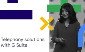 Exploring Telephony Solutions with G Suite (Cloud Next '18)