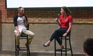 Startup Grind Wichita | Jennifer Ray, Founder/CEO The Monarch | June 7, 2018