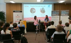 Aya Jaff (Co Founder & CEO of CoDesign Factory) – Startup Grind Berlin