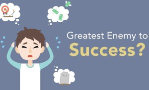 Negative Thoughts Are Your Greatest Enemies   Brian Tracy