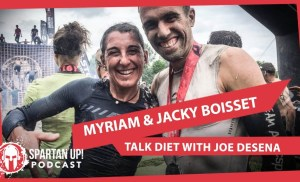 214: What do these top ranked racers eat? Myriam and Jacky Boisett