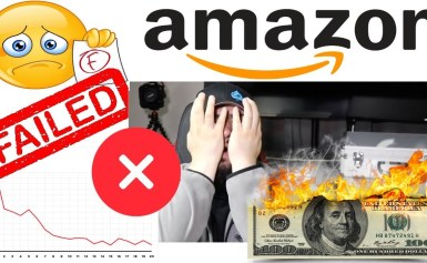 AMAZON FBA FAILURES EXPOSED: What I Wish I Knew When I Started!!!