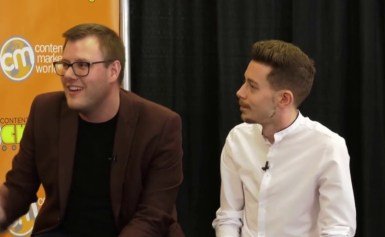 #CMWorld Chatter – Andrew and Pete