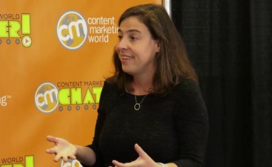#CMWorld Chatter – Michele Linn