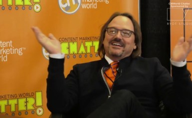 #CMWorld Chatter – Robert Rose