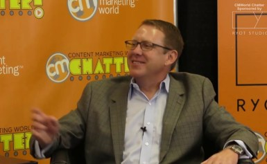 #CMWorld Chatter – Tim Hayden