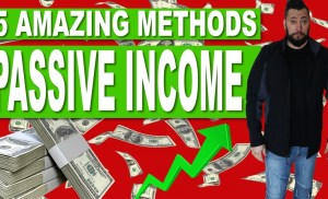 How To Make REAL Passive Income  // 5 PROVEN Methods You NEVER Heard Of