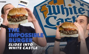 The Impossible Burger Slides Into White Castle! 3 Things to Know Today.