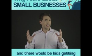 This is why I care about small business