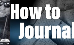 How To Keep A Journal And What To Write