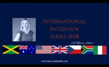 International Interview Series 2018