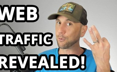 Content Marketing Web Traffic Review – Where Does Miles Beckler's Traffic (And Leads) Come From?