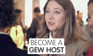 Become a GEW Host in Your Country