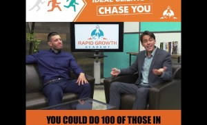 How to get your Ideal Clients to chase you?