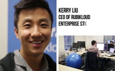 'Customers Don't Buy Algorithms': How CEO Kerry Liu Made Rubikloud's Data Science Retail-Friendly