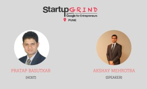 Startup Grind Pune hosts Akshay Mehrotra – Co-Founder and CEO of EarlySalary