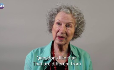 Margaret Atwood on the Importance of Women Entrepreneurs