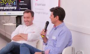 Start Up Grind Santiago- Chile Party and Firesidechat Panel Diciembre 2018