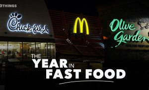 The 3 Biggest Franchise Food Stories of 2018