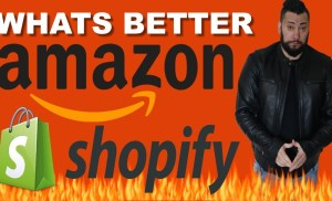 What's BETTER Than Amazon FBA And Shopify? SHOCKING!