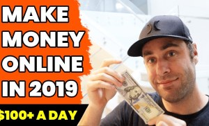 How To Make Money Online In 2019 (FUN METHOD $100 A DAY!)