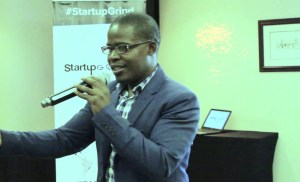 Startup Grind Mahikeng Chapter launch with Mr Kabelo Ncholo