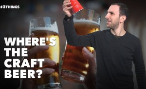 Where's the Craft Beer?