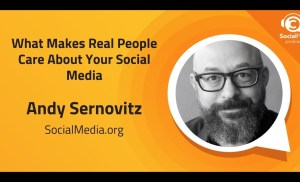 Make Real People Care About Your Social Media